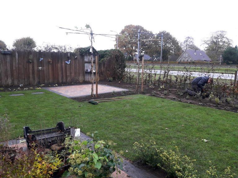 Kindvriendelijke, eetbare tuin